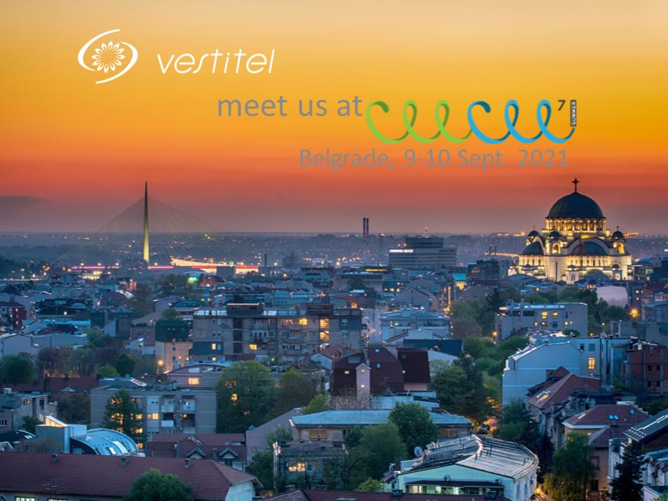 Meet our team at the seventh edition of CEECEE Summer 2021, Belgrade